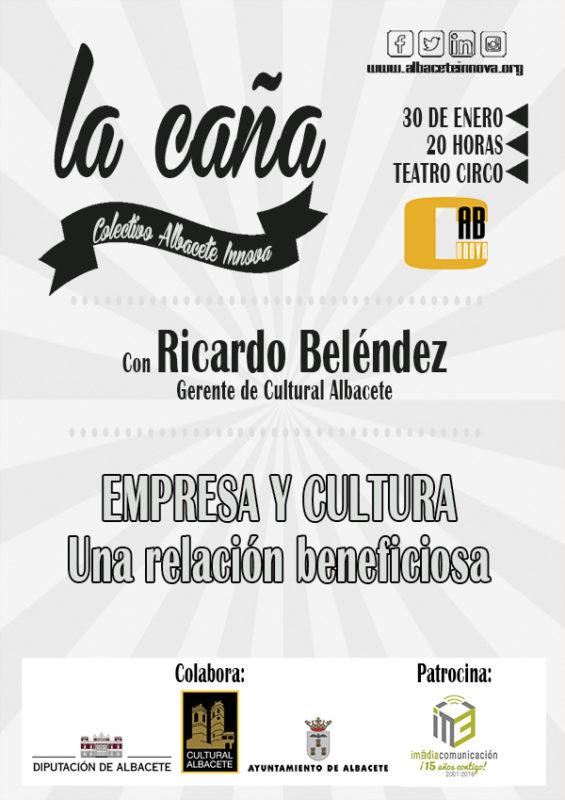 CAÑA RICARDO BELENDEZ