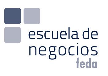 Logo Escuela de Negocios FEDA