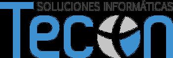 Logo Tecon Soluciones Informáticas